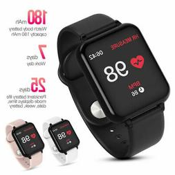 Sport Smart Watch IP67 Waterproof Watch Heart Rate Monitor B