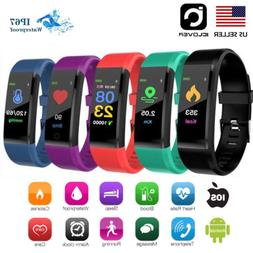 sports fitness activity tracker smart watch bracelet