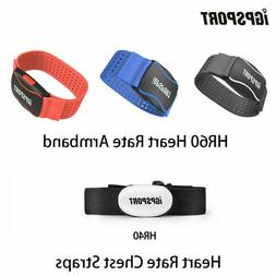 IGPSPORT Sports Smart Heart Rate Band Monitor Arm Chest ANT