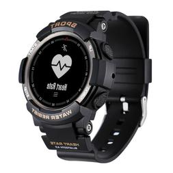 Sports Smart Watch Waterproof Bluetooth Heart Rate Monitor R