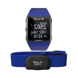 Polar Sports Watch GPS V800 Triathlon Cycling HRM Speed Dist