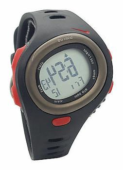 Nike Triax HRM C5 SM0015 Black Sport Red Silicone Heart Rate
