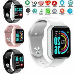 US Waterproof Bluetooth Smart Watch Phone Mate For iphone IO