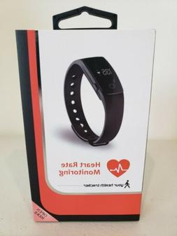 veryfit heart rate monitor smart band watch