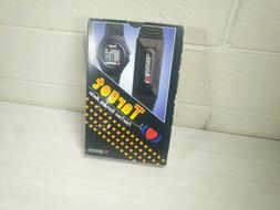 Vintage New Pulse Tronic Target Watch Heart Rate Monitor in