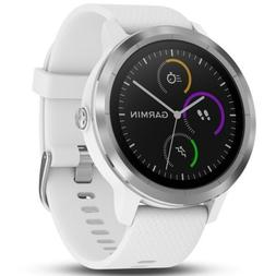 Garmin Vivoactive 3 Smart Activity Tracker White / Stainless