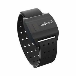 CooSpo Waterproof Armband Heart Rate Monitor with Bluetooth/