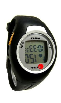 Ekho WM-25 Heart Rate Monitor Watch